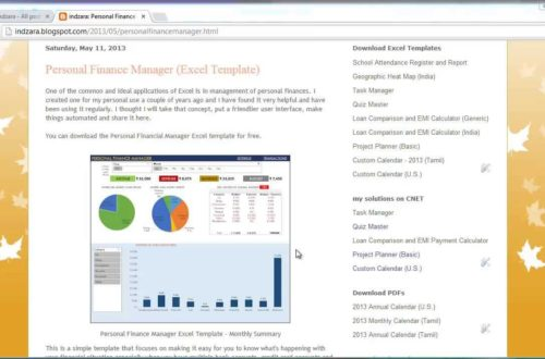 microsoft personal finance software free download